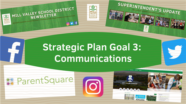 Strategic Plan Goal 3: Communications