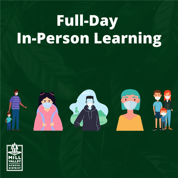 Full-day in-person learning