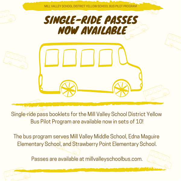 single ride bus passes are now available in booklets of 10