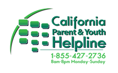 California Parent and Youth Helpline