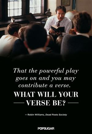 what will your verse be?