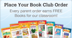 Your order earns books for our classroom!