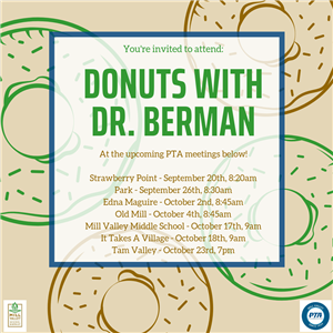 donuts with dr berman