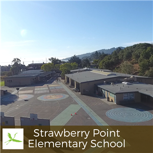 Strawberry Point school campus