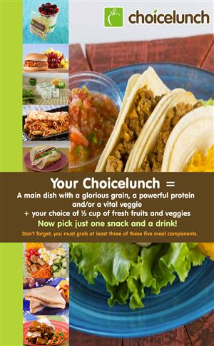 Choicelunch Compliance Poster